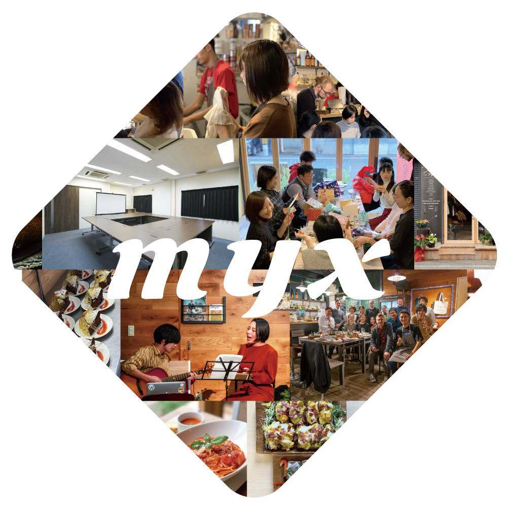 myx | COWORKING & RENTAL SPACE