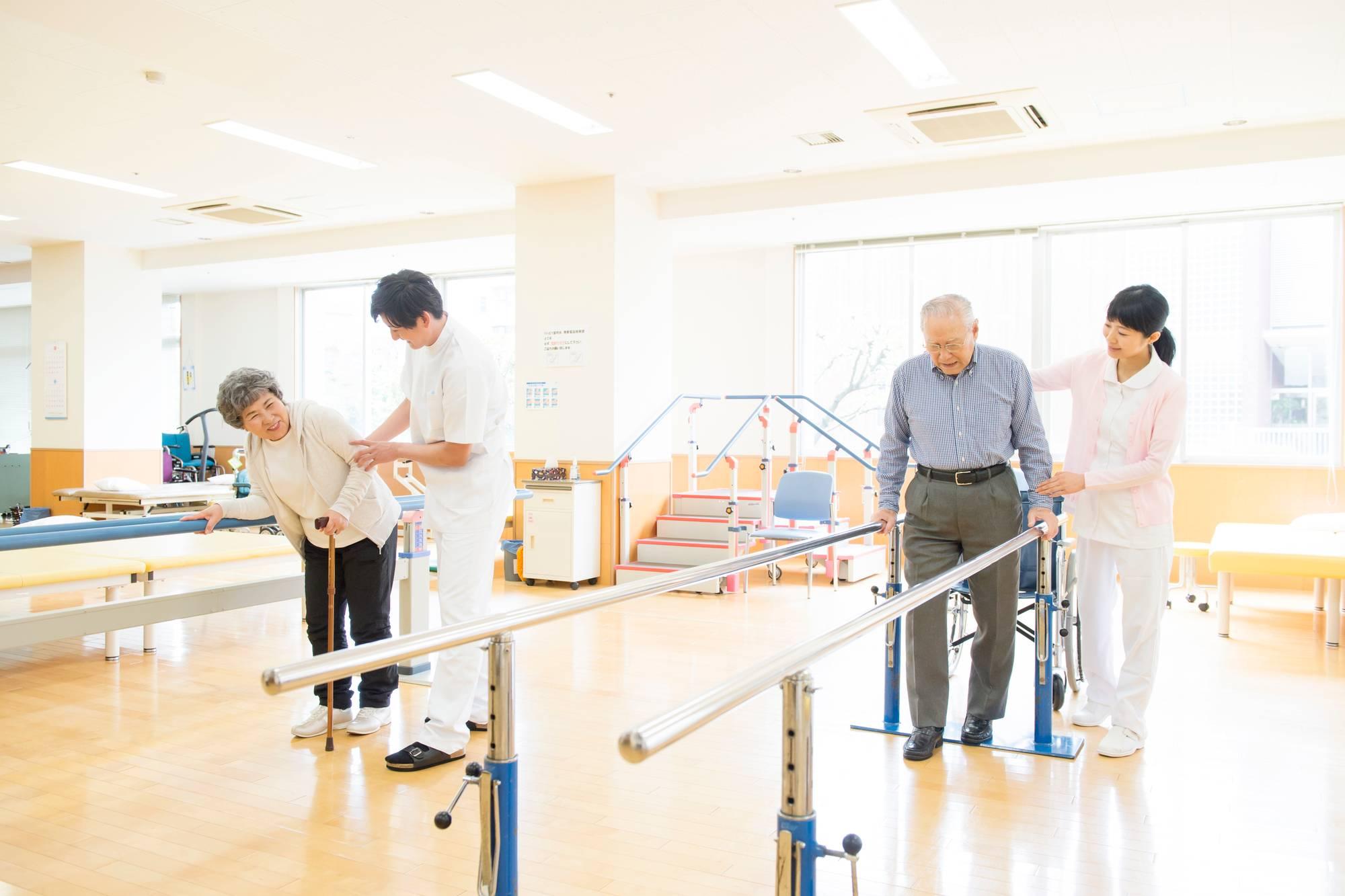 ハートウェーブ株式会社 ハートウェーブ訪問看護リハビリステーション
