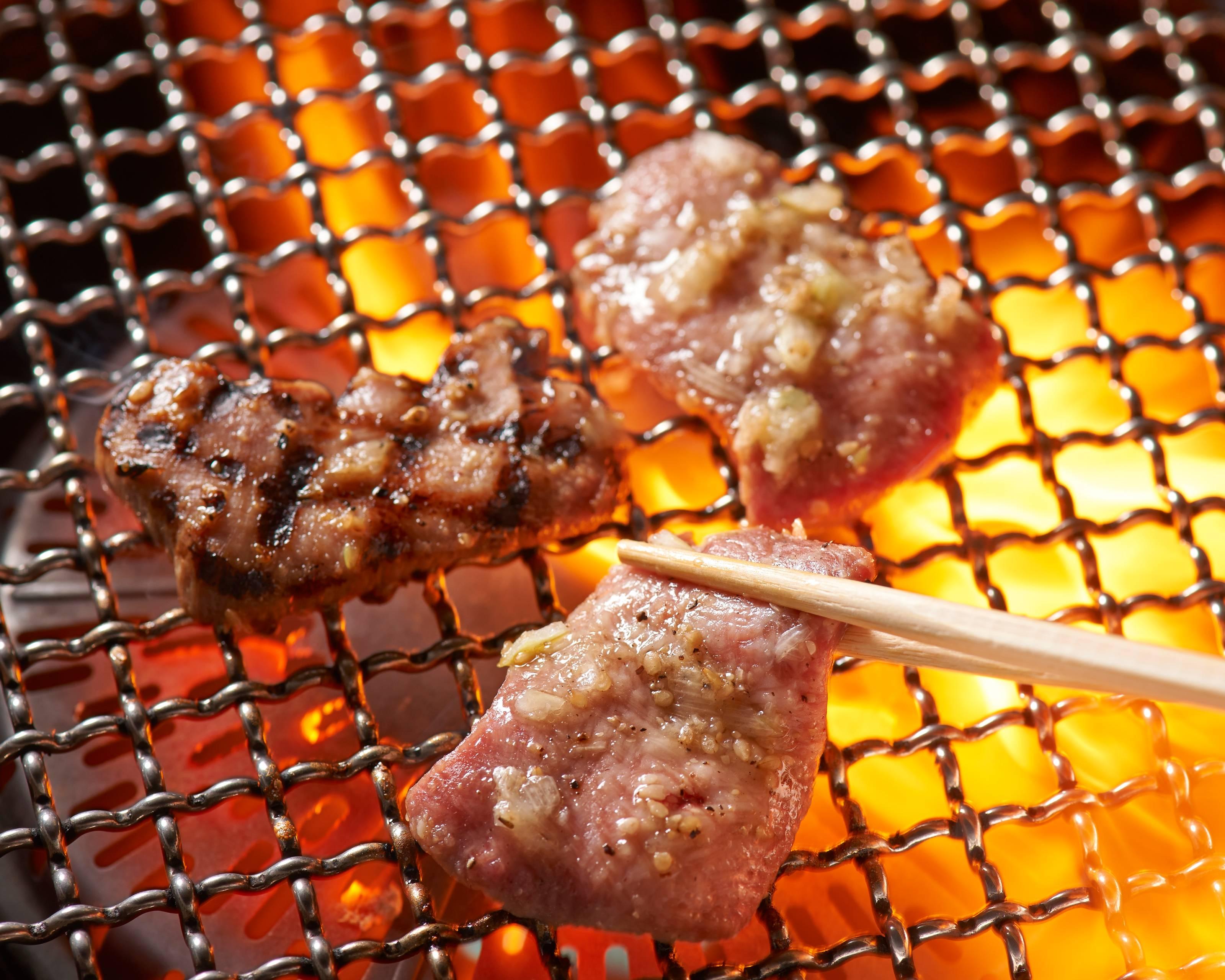 自家製冷麺と炭火焼肉プルヒャンギ