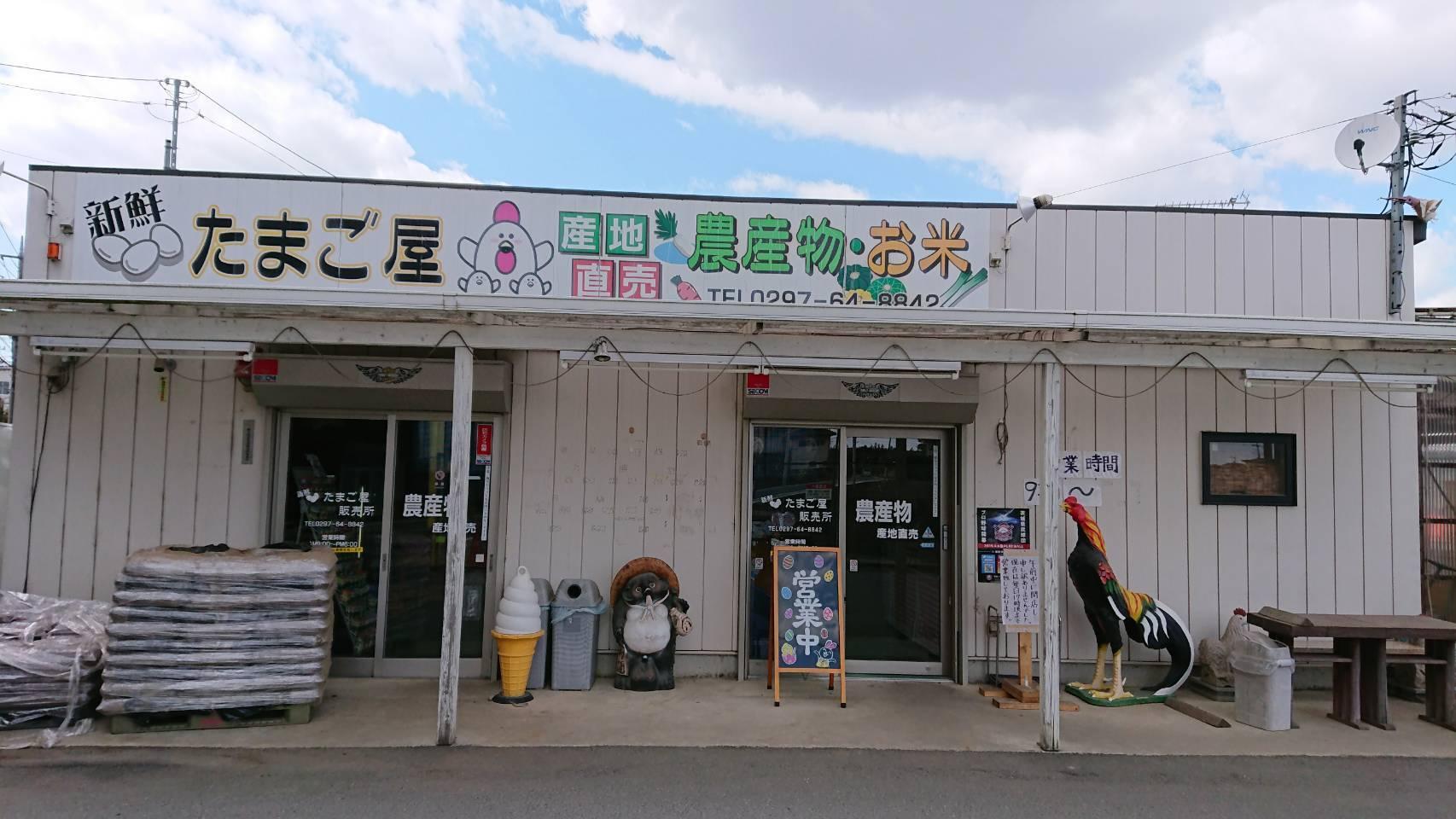 有限会社押木養鶏場 たまご屋龍ケ崎店