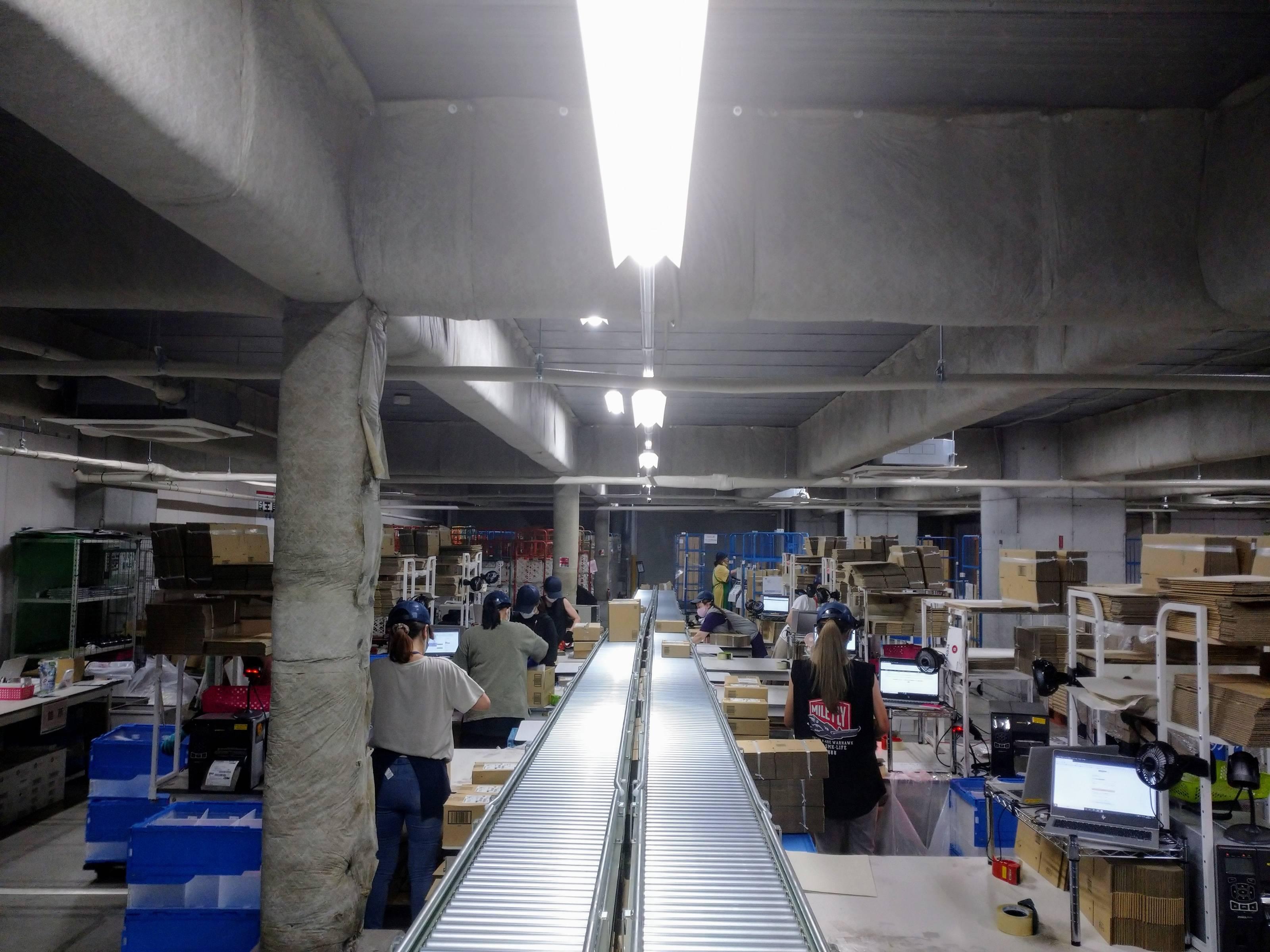 センコー株式会社 阪神主管支店 西神戸PDセンター