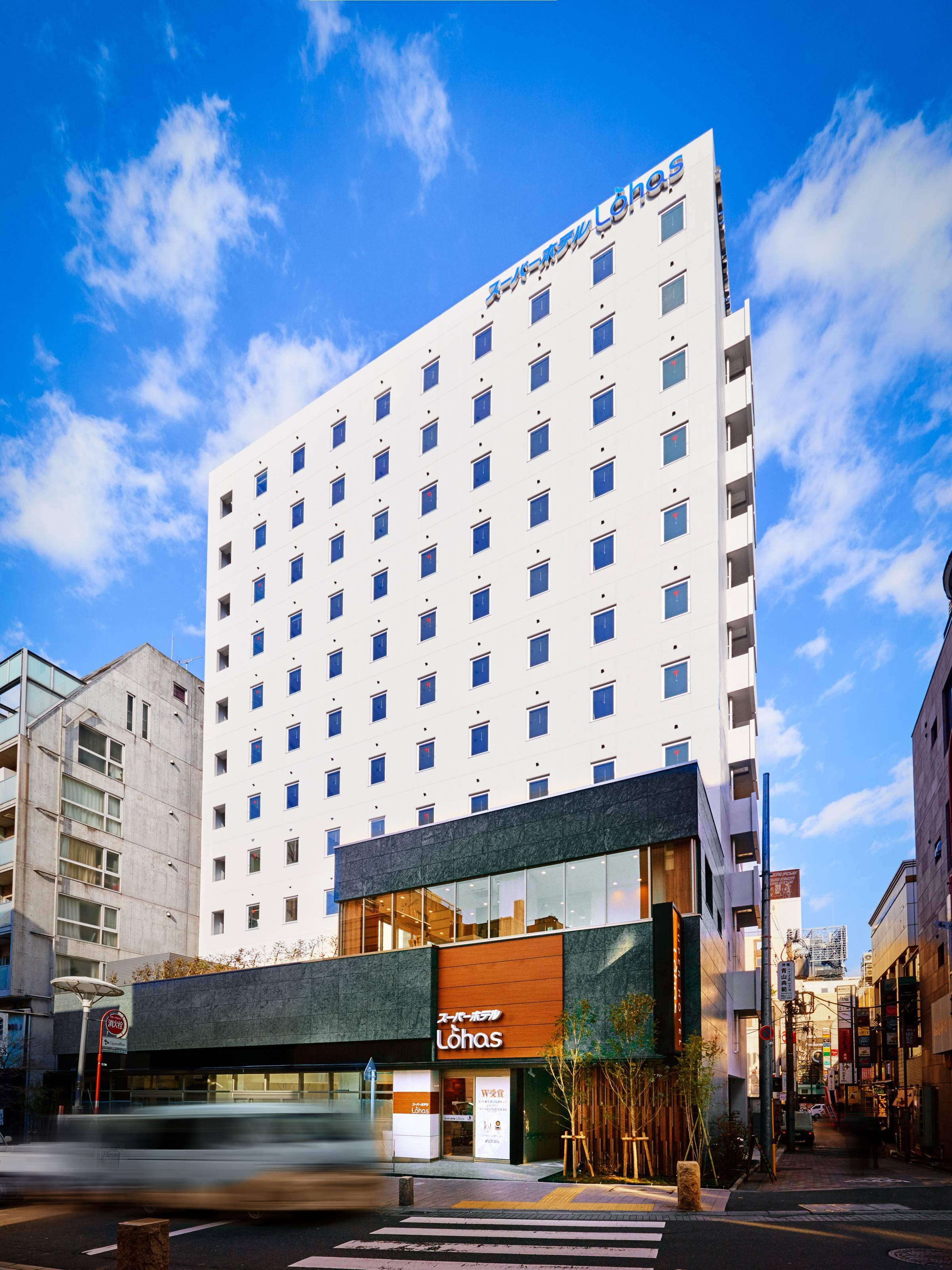 スーパーホテルLohas赤坂