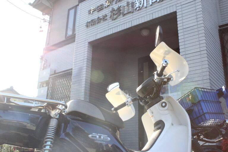 中日新聞 安城今村販売店